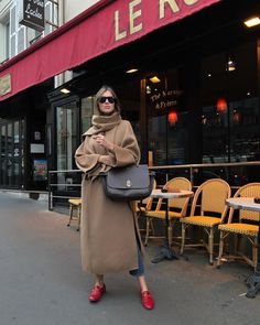 "9,773 Likes, 148 Comments - DARJA BARANNIK (@darjabarannik) on Instagram: ""All wrapped up in Paris #parisfashionweek"""
