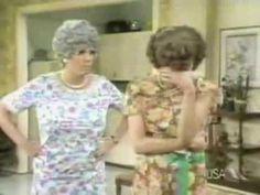 Carol Burnett-Mama  Carol has to turn away from the camera because of the stuff Mama is saying!!!!!!!!!!!