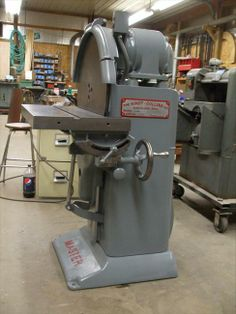 1000+ images about Old Machines on Pinterest | Table Saw, Band Saws ...