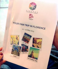 Our hosts just landed after a loooong trip from San Paolo.. Welcome to Florence!!!