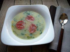 #CaldoVerde #Portugal #recipes #recepty #polievky #soups #Portugalsko