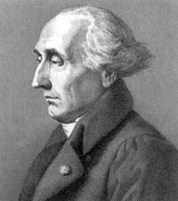 "Joseph-Louis Lagrange (Turin, 1736) was an Enlightenment Era mathematician and astronomer. He made significant contributions to the fields of analysis, number theory, and both classical and celestial mechanics. Lagrange's treatise ""Mécanique Analytique"" first published in 1788, offered the most comprehensive treatment of classical mechanics since Newton and formed a basis for the development of mathematical physics in the XIXth century."