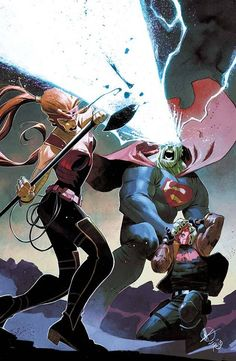 Black Mask controls his very own rampaging Bizarro to fight Red Hood in RED HOOD AND THE OUTLAWS #5, out now!