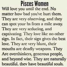 Image result for when you hurt a pisces woman