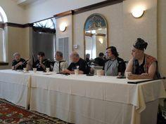 Panel: Writing Mythos Fiction Today, pt. 1