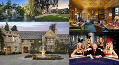 It's officially the end of an era…kind of. The infamous Playboy mansion has been sold. The iconic Hollywood mansion has all the regular features you'd expect, like plenty of rooms and bathrooms for all the bunnies, a swimming pool and games room, plus some extra- with the home being built during prohibition, there is a secret wine cellar, library (complete with a bar) and even a miniature zoo.