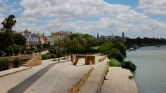 River Overlook Seville, Spain