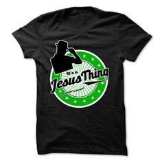 I Love JESUS Thing Tshirt Shirts & Tees