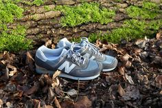The New Balance M576SGA 25th Anniversary Edition in grey. Amazing shoe, great fit and awesome original color way.