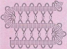P.A.P de Biquíni.  Boa tarde meninas.  A quase dois meses muitas crocheteiras estão atrás desse gráfico e aqui esta. Minha colega de traba...