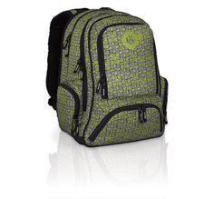 Plecak z trzema komorami dla nastolatka. Topgal dba o szczegóły i fantastyczny design