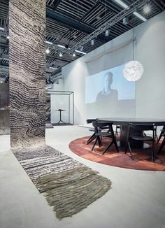 Day 2 at Stockholm Furniture Fair:  Come join us in stand A25:10 and take a journey into the Industrial Landscape by Tom Dixon.