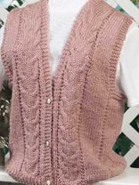 Free Vest Knitting Patterns