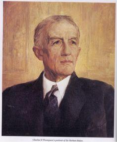 Sir Herbert Baker