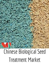 Seed treatment can be defined as the application of chemical ingredients or biological organisms to the seed that enables in suppressing, controlling or repelling plant pathogens, insects, or other pests that attack seeds, seedlings or plants. The ChinaNon- Chemical seed treatment market was worth around $7 million in 2015 and is expected to cross $12.76 million by 2020 growing at the CAGR of 12.5% during the forecast period 2015-2020.