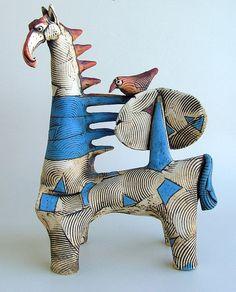 ceramic sculptures More