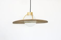 Suspension laiton 1950   http://www.galerie44.com/fr/collection/luminaires/suspension-laiton-1950-detail