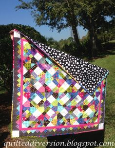 Quilted Diversion: Finished Projects 2012