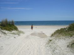 Playa Araminda - Canelones (República Oriental del Uruguay)