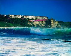 #Ritz-Carlton #Laguna #Niguel is an iconic #California hotel overlooking the #Pacific.