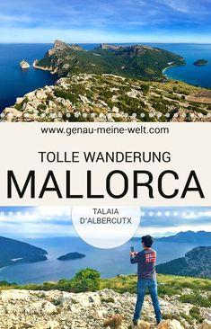 Heute nehmen wir euch mit auf eine einfache, aber spektakuläre Wanderung im Norden von Mallorca. Genießt atemberaubende Ausblicke und wundervolle Natur über die Bucht von Pollenca und das offene Meer. #mallorca #talaiadalbercutx #wandern #wanderung #mallorcaurlaub #urlaubmitkind #reisen #geheimtipp #insidertipp