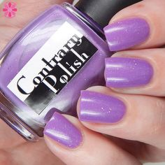 I Kinda Lilac You FROM OUR AMAZING BLOGGER TEAM Shop here- www.color4nails.com Worldwide shipping available