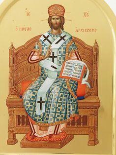 Byzantine Icons, Byzantine Art, Life Of Christ, Religious Icons, Jesus Cristo, Orthodox Icons, Fresco, Saints, Painting