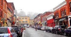 Great Barrington, MA - A Winter Weekend Getaway to the Berkshires