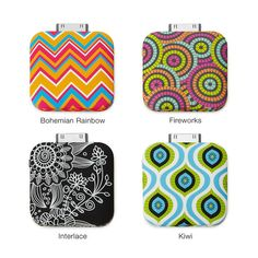 PORTABLE IPHONE CHARGER   ipod charger, portable battery   UncommonGoods