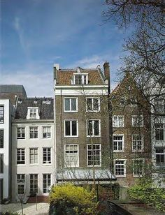 Anne Frank House/Museum: Amsterdam. I'd really love to visit here someday.