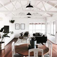 my scandinavian home: A Bright, Family Home by The Ocean