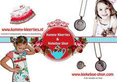 Kommy kleertjes en Kiekeboe shop