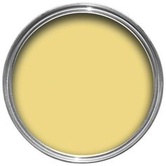 The Dulux Silk Emulsion Lemon Pie can be associated with sunshine  and happiness. It could inject joy and energy in your home. #yellow #joy