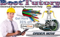 Electrical Engineering Homework Help – The Best Tutors has carved a place for itself in providing best engineering homework help services and solutions to the students.