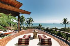 Koh Samui Holiday Villa #kohsamui #samui #thailand #asianluxuryvillas _____________________ Perfect villa for couples families or a small group of friends in search of the ultimate island hideaway