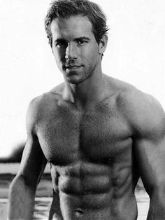Ryan Reynolds eye-candy