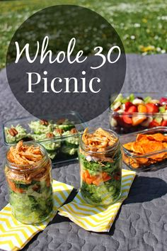 lew party of Picnic: Whole 30 Style Whole 30 Lunch, Whole 30 Diet, Paleo Whole 30, Whole 30 Recipes, Whole Food Recipes, Healthy Recipes, Healthy Meals, Healthy Options, Paleo Picnic