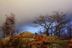 torden lyn og solskinn