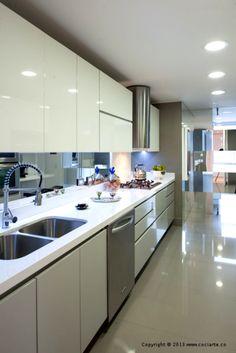 COCINAS | Cocinas Integrales | Cocinas Modernas | Cocinas Integrales Modernas | Closets Modernos | Cocina Moderna