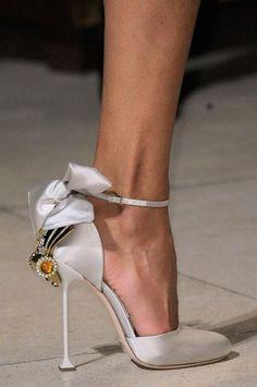 aba259cc24bdc 789 Best Bridal Shoes images | Bhs wedding shoes, Bride shoes flats ...