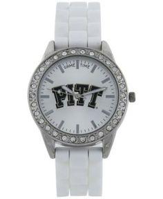 Game Time Women's Pittsburgh Panthers Frost Watch - White