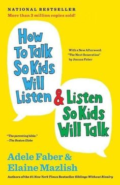 The ultimate parenting bible ( The Boston Globe ) with a new Forewordand available as an eBook for the first timea timeless, beloved book on how to effectively communicate with your child from the #1