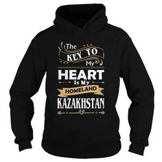 The Key To My Heart Is My Homeland Kazakhstan T-shirt #gift #ideas #Popular #Everything #Videos #Shop #Animals #pets #Architecture #Art #Cars #motorcycles #Celebrities #DIY #crafts #Design #Education #Entertainment #Food #drink #Gardening #Geek #Hair #beauty #Health #fitness #History #Holidays #events #Home decor #Humor #Illustrations #posters #Kids #parenting #Men #Outdoors #Photography #Products #Quotes #Science #nature #Sports #Tattoos #Technology #Travel #Weddings #Women