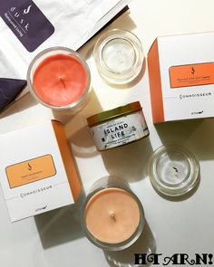 ||Christina|| There is a dusk at Westfield and I love the Sweet Rockmelon even though I don't like rockmelon very much. Candle Jars, Candles, Aromatherapy Oils, Dusk, Bedroom, My Love, Sweet, Christmas, Candy