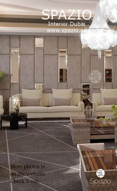 Awesome majlis interior decoration with a luxury furniture. The majlis interior design concept have been done by Spazio Interior Decoration LLC in UAE. Luxury Home Decor, Luxury Interior, Luxury Furniture, Home Interior Design, Furniture Design, Modern Furniture, Rustic Furniture, Antique Furniture, Outdoor Furniture