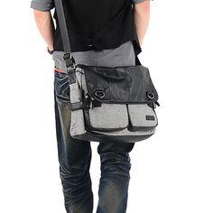 Aliexpress.com : Buy New arrival male bags messenger  shoulder  messenger…