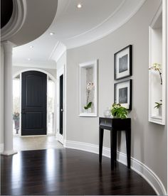 hallway decor ideas classy Hallway Design And Style Ideas For Your Gorgeous House decorating