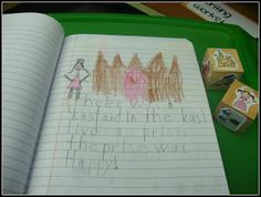 Today In First Grade: writing
