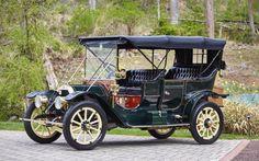 1910 Chalmers-Detroit Model K '30' Touring - (Chalmers-Detroit / Chalmers Motor Car Co. Detroit, Michigan  1908-1924)