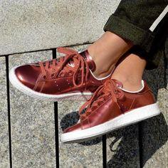Sneakers women - Adidas Stan Smith Boost (©noir.fonce)